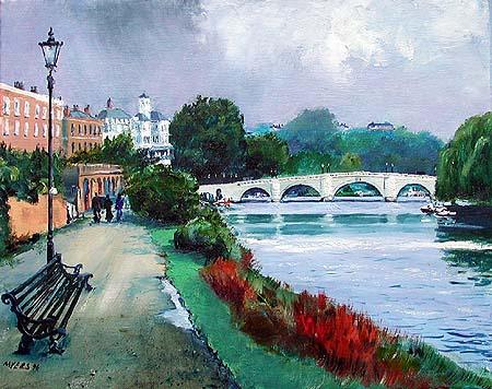 Richmond Bridge © 1996 Doug Myers