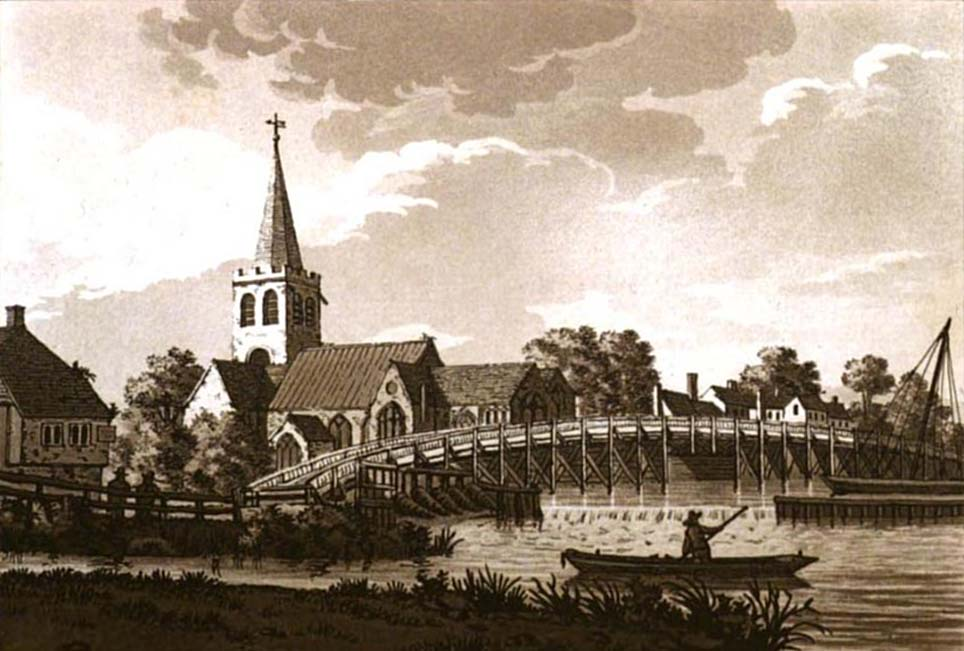 Marlow Bridge 1792, Ireland