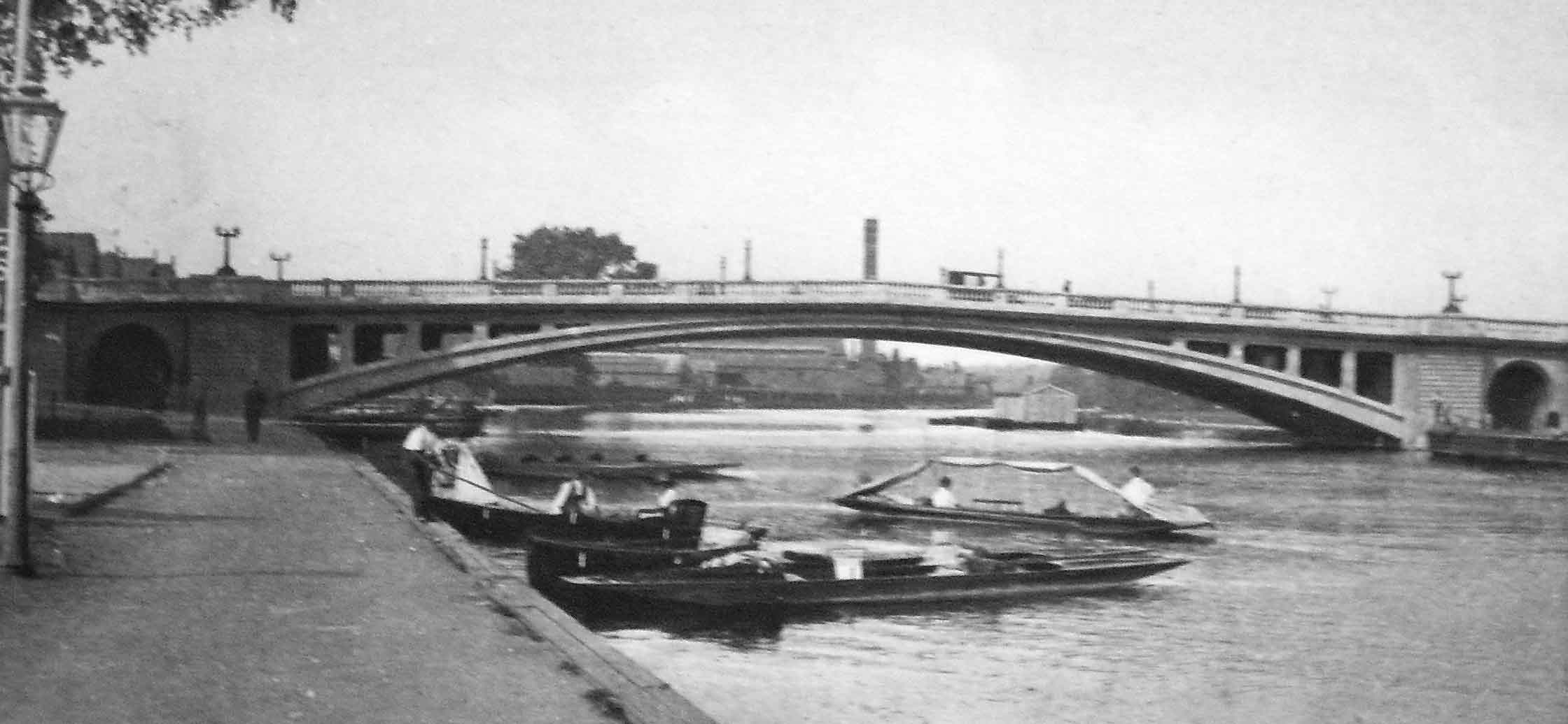 Reading Bridge, 1925