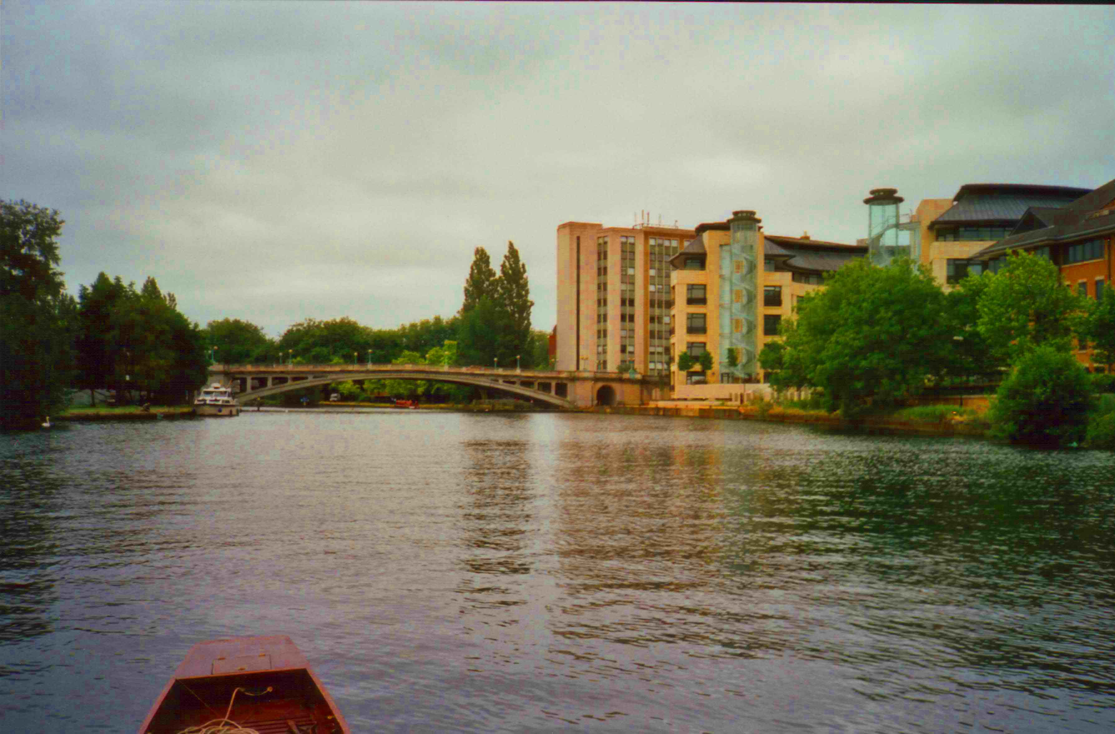 Reading Bridge 1999