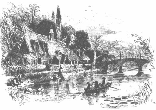 Nuneham Cottages 1859