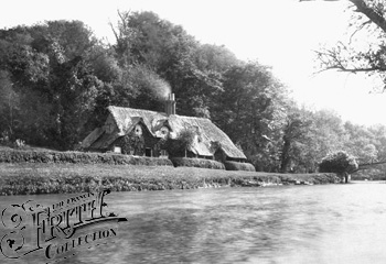 1881: Nuneham Cottages, Francis Frith